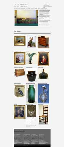 Charles Flint Fine Art & Antiques